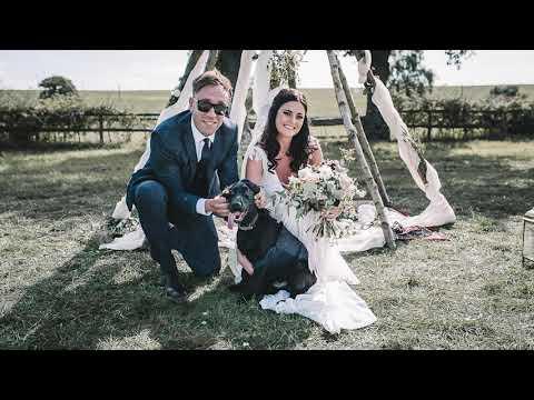 Alcott Weddings Drone Video
