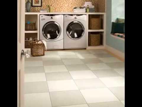 Cool Laundry Room Flooring Ideas