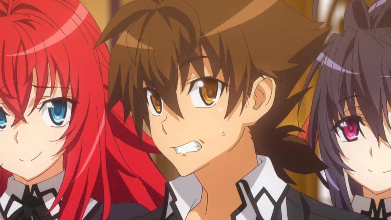 hing school dxd1_Rias x Issei Incoming!!! - High School DxD Season 4 Episode 8 Anime Review - YouTube