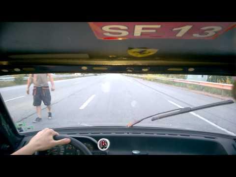 FIAT UNO TURBO 2.0 16V-400HP VS HONDA CIVIC B16-450HP