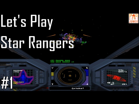 Star Rangers - Slaying 'Em - Let's Play Entry 1 (1/5)