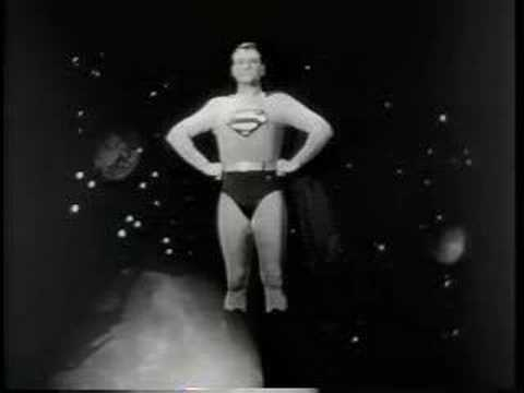 Adventures of Superman, Season 1 Introduction (1951)