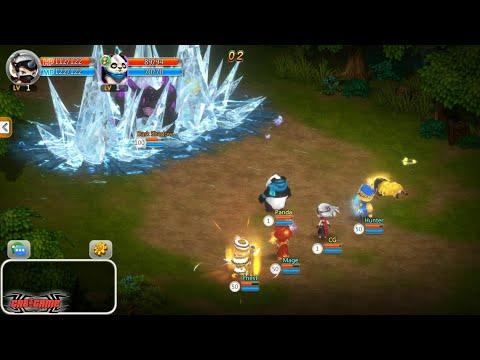 Hero Academia : My Fantasy World Gameplay (Android)