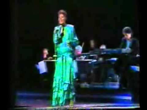 Dionne Warwick - Love Power - Live 1987