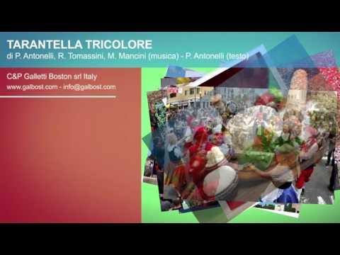 Renzo Tomassini - Tarantella tricolore