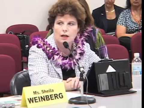 Government Accounting: with Sheila Weinberg at the Hawaii State Capitol