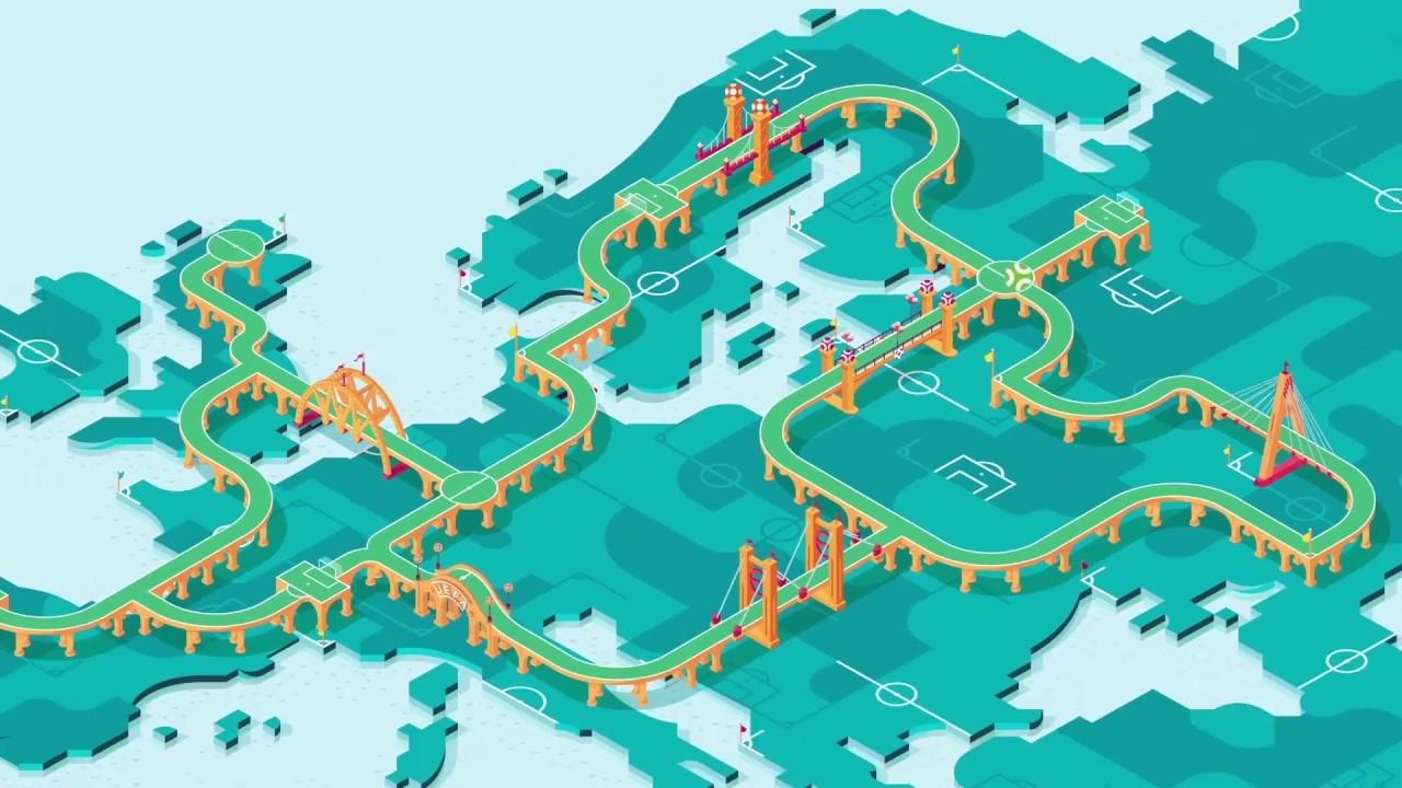 FuГџball Europameisterschaft 2021 Austragungsorte