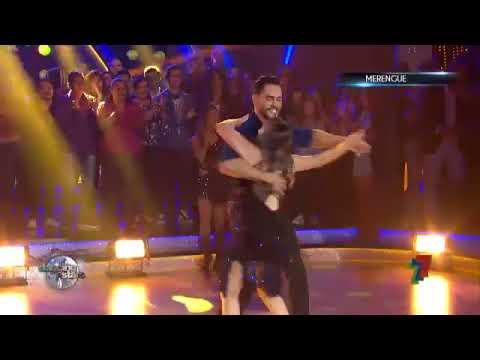 Daniel Carvajal y Yessenia Reyes - Dancing With the Stars Costa Rica - 4ta temporada - Gala 9
