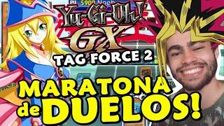 Yu-Gi-Oh! GX Tag Force 2 #6 - COLOCANDO O DECK PRA SUAR!