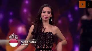 Full Performance Karina Nadila Grand Final Miss Supranational 2017