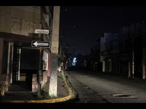 Hurricane season is coming and Puerto Rico still has a big power problem