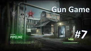MW remastered: Gun Game #7 Pipeline