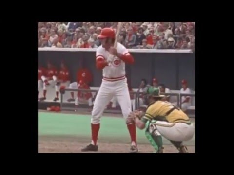 MLB 1972 World Series Highlights