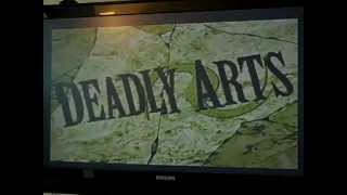 Retro Video Game Morning Deadly Arts
