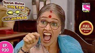 Taarak Mehta Ka Ooltah Chashmah - Full Episode 920 - 24th January, 2018