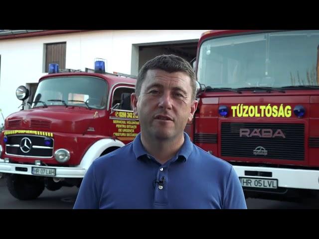 Önkéntes tűzoltóink munkája pótolhatatlan