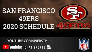 San Francisco 49ers 2020 Schedule, Opponents And Instant Analysis