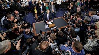 Five key moments from Mark Zuckerberg's testimony