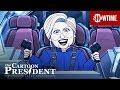 'Hillary Bot' Election Special 2018 Sneak Peek | Our Cartoon President | SHOWTIME