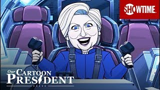 'Hillary Bot' Election Special 2018 Sneak Peek | Our Cartoon President | SHOWTIME