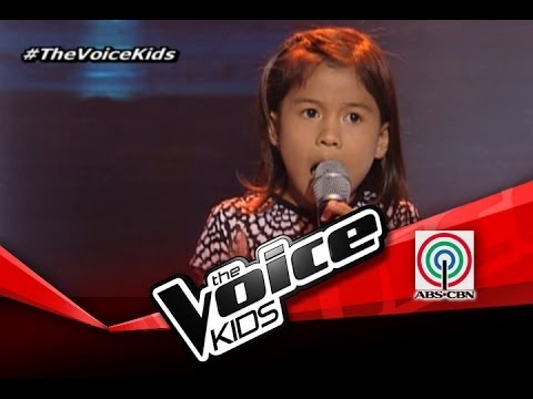 """The Voice Kids Philippines Blind Audition - Halik by Lyca"""