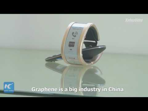 New China TV - Graphene Bendable & Flexible Electronic Devices Unveiled [1080p]