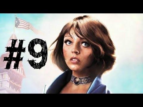Bioshock Infinite Gameplay Walkthrough Part 9 - The Boxer Rebellion - Chapter 9