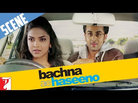 Mein 6 mahine se likh rahi hoon  Bachna Ae Haseeno  Ranbir Kapoor  Deepika Padukone