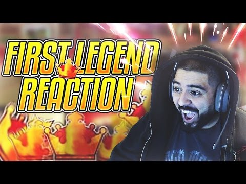 NBA 2K17 FIRST LEGEND REACTION