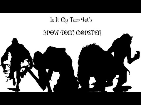 Know Your Monster For Dd 5e Thri Kreen Youtube