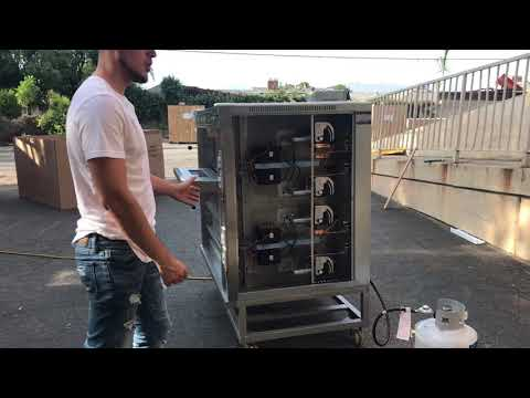 Gas Oven How To Ignite A Gas Pizza Oven