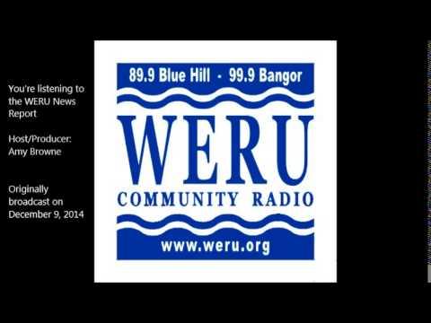 """Dept Marine Resources Public Hearing on Dredging in Searsport, Maine (Dec 9, 2014)"