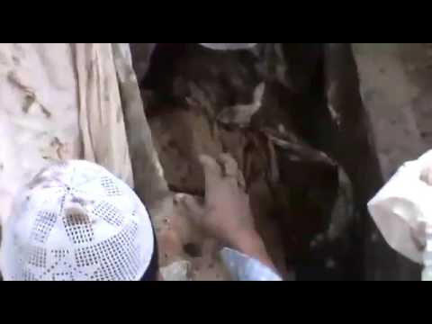 Dokham.. Masood raza bhaiya ka jism-e janaza nikalte hue..pilibhit