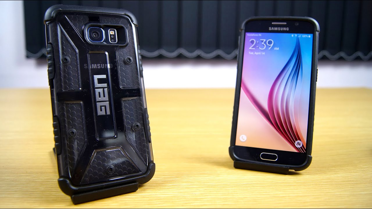 Galaxy S6 Uag Protective Case Review Youtube