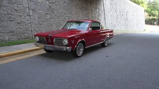 1966 Plymouth Barracuda Formula S for sale
