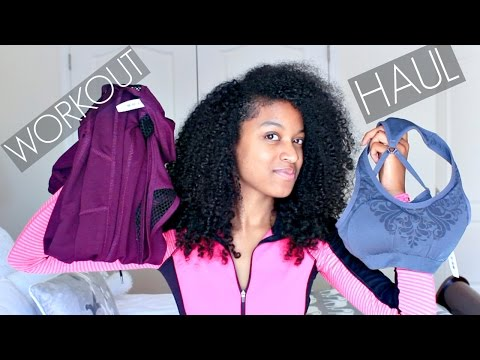 Workout/Active Wear Clothing Try-On Haul