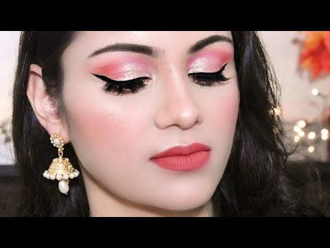 Simple EID MAKEUP Tutorial 2019 Day Time Look In Hindi