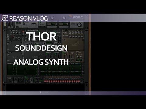 thor analog synth