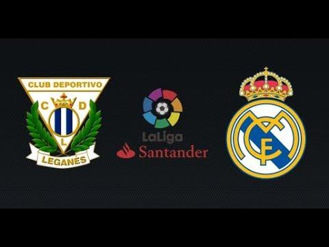 CD LEGANÉS VS  REAL MADRID - Post - Liga Española -  RADIO EN VIVO