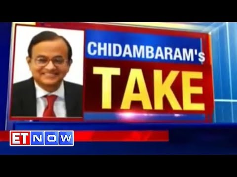 P Chidambaram On Tryst With GST | Exclusive Interview