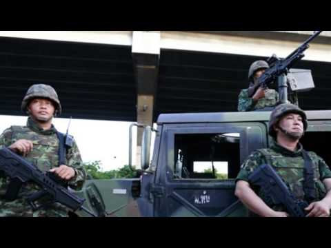 Thai Military Seizes Power In Coup MUST SEE