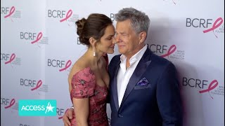 Kat McPhee & David Foster being adorably in love for 7 minutes