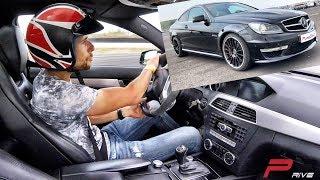 Mercedes C63 AMG Performance Package Plus Videos