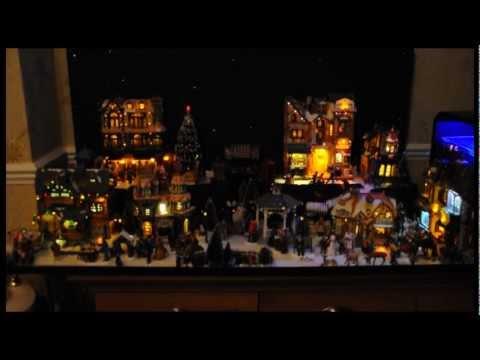 My Christmas Model Village, 2012