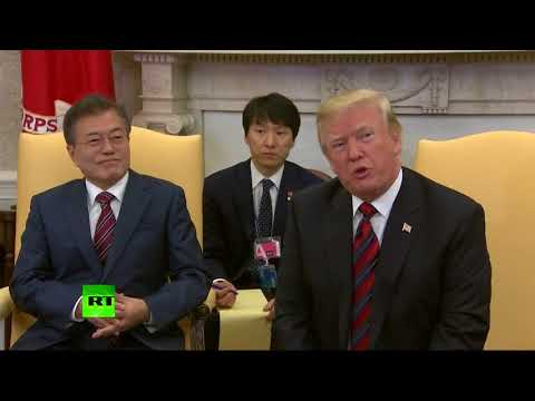 N.Korea summit, Xi the poker player & making Kim happy: Trump's extensive comment on Korea