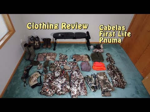 Deer Hunting Clothing Review 2017