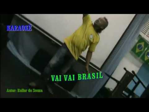 Cantor: Euller de Souza - Música Vai Vai Brasil