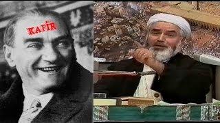 Cemaleddin Hocaoğlu (Kaplan), Atatürk dediğiniz kim?