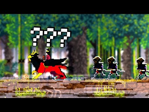Japanese King Gets Lost in Bamboo Forest In Kingdom Two Crowns Shogun Mode! |