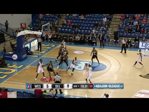 Highlights: Walker Russell (29 points) vs. the 87ers, 4/3/2015